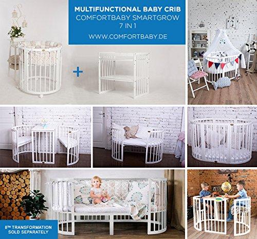 babybett test 2018 vergleich die besten kinderbetten. Black Bedroom Furniture Sets. Home Design Ideas
