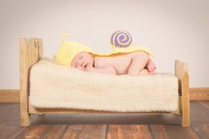 Umstieg vom Gitterbett zum Kinderbett