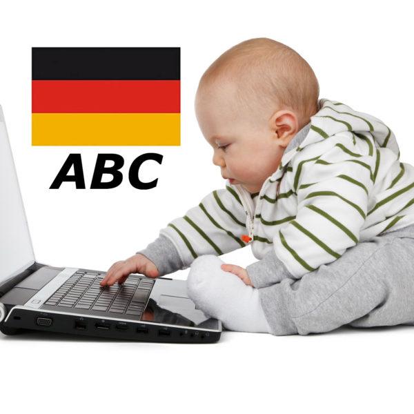 Deutsch: Alphabet lernen