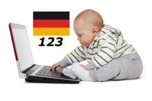 Deutsch: Zählen lernen