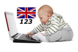 Englisch: Zählen lernen