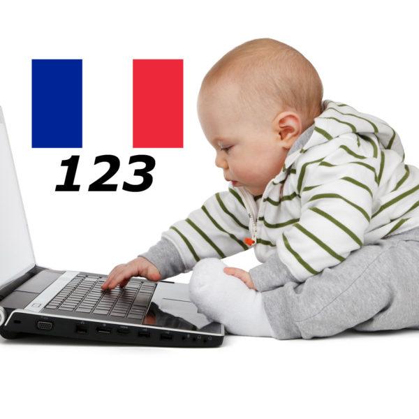 Französisch: Zählen lernen