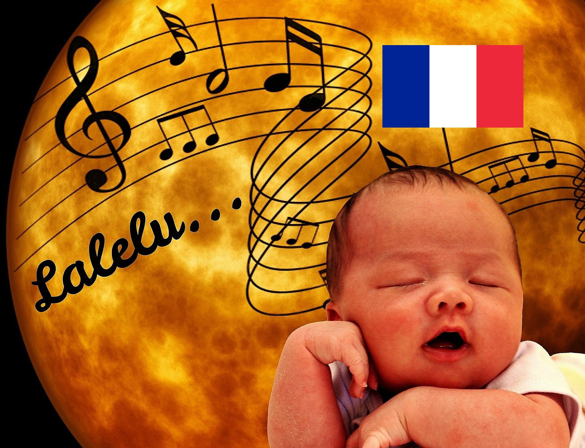 Französische Schlaflieder
