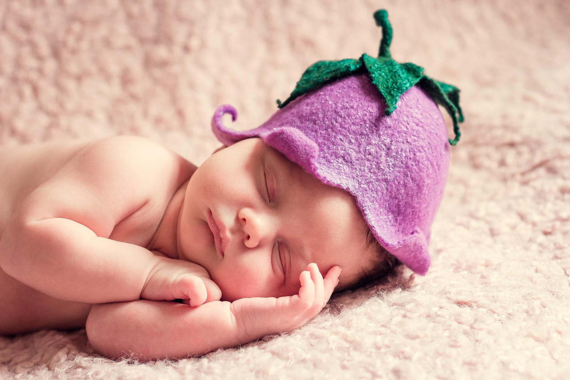 Schlaf-Baby