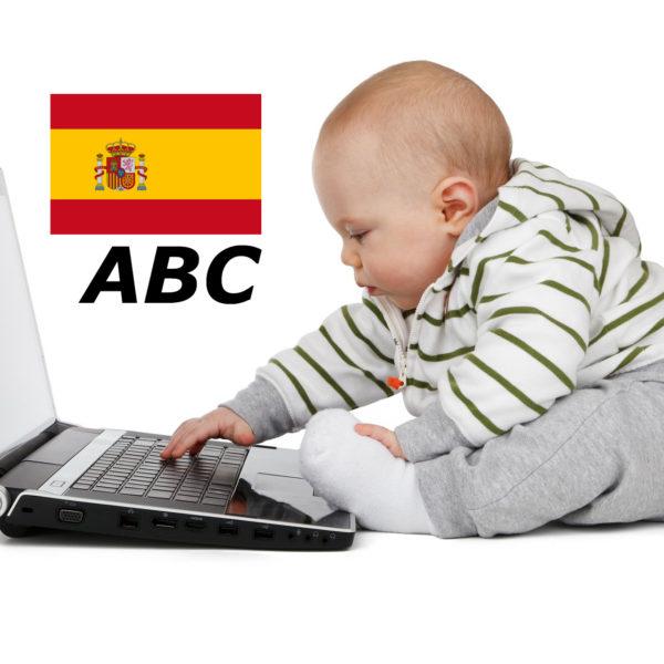 Spanisch: Alphabet lernen