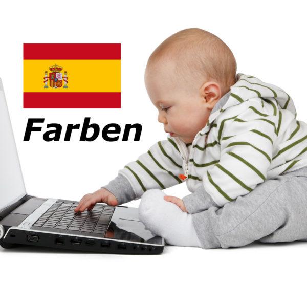 Spanisch: Farben lernen
