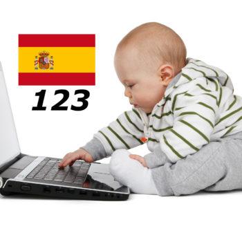 Spanisch: Zählen lernen